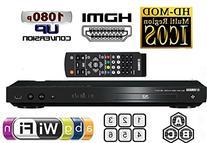 YAMAHA BD-S477 Multi Region DVD Blu Ray Player - 2D/3D -
