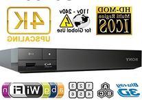 SONY BDP-S6500 2K/4K UPSCALING 2D/3D BUILT-IN WI-FI REGION