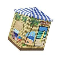 Badger Basket Outdoor Kids Children Beach Bum Covered Cabana