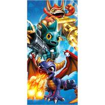 Skylanders Beach Towel Spyro & Friends