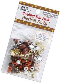Beading Fun Packs-Football