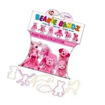 Ty Beanie Bandz Pinkys Pack Collection - 12 Pack