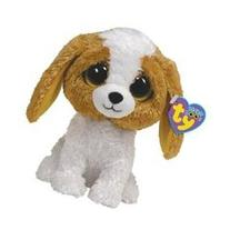 Ty Beanie Boo Cookie Dog, 6 Inch