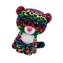 Ty Beanie Boos Dotty - Leopard Clip