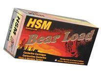 HSM Bear Load Centerfire Rifle Ammo