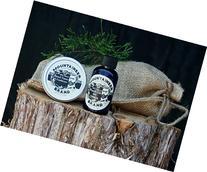 Mountaineer Brand Heavy Duty Beard Balm and WV Timber Beard