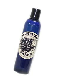 Mountaineer Brand All-Natural Beard Wash WV Timber, 8 Ounce