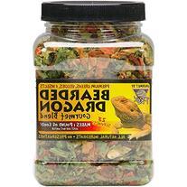 T-Rex Bearded Dragon Gourmet Food Blend, 4 oz