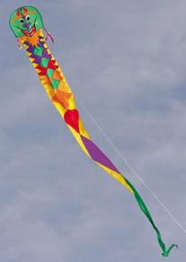 Into The Wind Beauty Kirin Dragon Kite