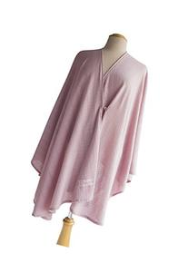 Primo Bebitza Textured Knit Nursing Cover, Pink