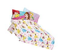 Disney Princess Bedazzling Princess Bedding Sheet Set