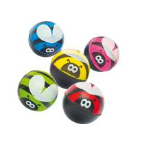 Bee High Bounce Jet Balls for Children Assorted Colors