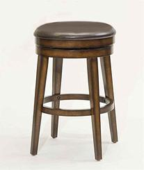 Hillsdale Furniture Beechland Backless Swivel Counter Stool