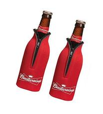 Budweiser Beer Bottle Suit Cooler - Set of 2
