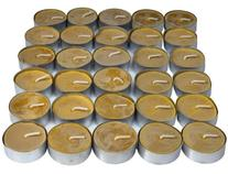 UCO Natural Beeswax Tealight Candles
