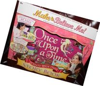 Make & Believe Me! Create Your Own Fairy Tale Story Book Set