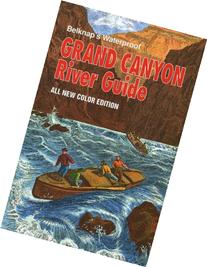 Belknap's Waterproof Grand Canyon River Guide All New