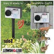 Bell & Howell Solar Animal Off Ultimate Garden Repeller