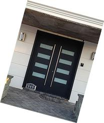 Belle# Modern Stainless Steel Sus304 Entrance Entry