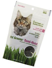 Bellrock Growers Pet Greens Semi-Moist Turkey and Duck Cat