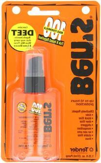 Ben's 100% DEET Mosquito, Tick and Insect Repellent, 1.25