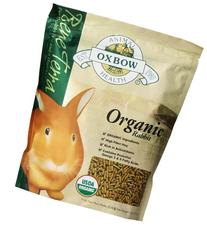 Oxbow Bene Terra Organic Rabbit Food, 3 lb