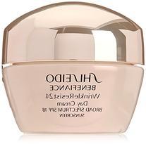 Shiseido SPF 18 Benefiance Wrinkle-Resist 24 Day Cream for