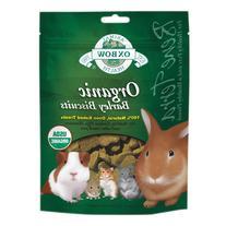 Oxbow BeneTerra Organic Barley Biscuits size: 2.65 Oz