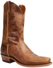 """Justin Boots Men's U.S.A. Bent Rail Collection 11"""" Boot"""