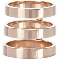 Repossi Women's Berbère Triple-Band Midi-Cage Ring