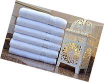 Bergamo, Luxury Hotel / Spa Hand Towels, 100 Percent Turkish