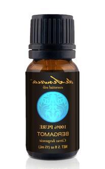 Bergamot Essential Oil - 100% Pure, For Professional