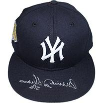 Bernie Williams Autographed New York Yankees Authentic Hat
