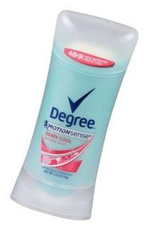 Degree Deodorant 2.6oz Womens Berry Cool Motion Sense