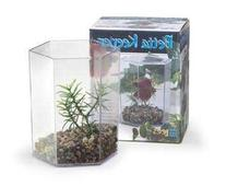 Betta Hex Mini Tank Kit