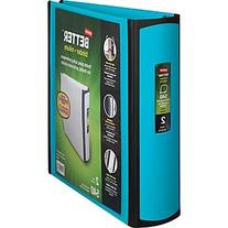 Staples Better Binder, 2-Inch, Teal
