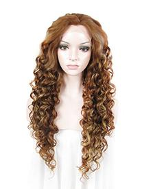 Imstyle Beyonce Hair Wig Synthetic Lace Front Wig Long Curly