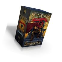 Beyonders The Complete Set: A World Without Heroes; Seeds of