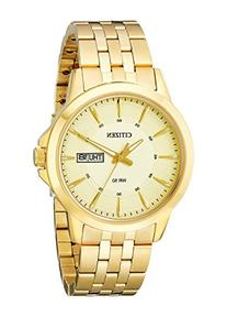 Citizen Men's BF2013-56P Gold-Tone Stainless Steel Bracelet