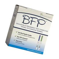 BFP Ovulation & Pregnancy Test Strips, Made in N. America,