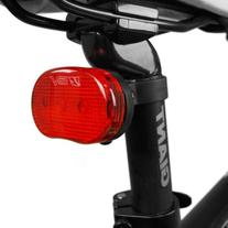 BV Bike Rear Light, Bicycle LED Taillight, Quick-Release,