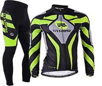 Sponeed Men's Bicycle Jersey Polyester and Lycra Road