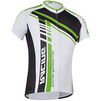 Sponeed Men's Bicycle Jersey Polyester and Lycra Shirt Tops