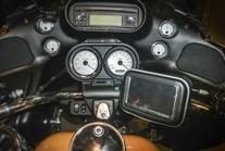 Arkon Bike or Motorcycle Handlebar Mount with Water-