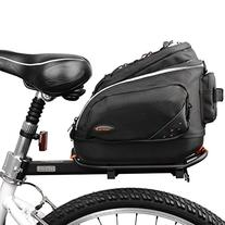 Ibera Bicycle PakRak Quick-Release Mini Commuter Bag