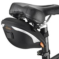 Ibera Bicycle Strap-On Wide Opening Reflective SeatPak