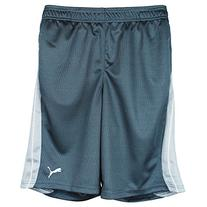 Puma Big Boys Essential Basic Mesh Basketball Shorts