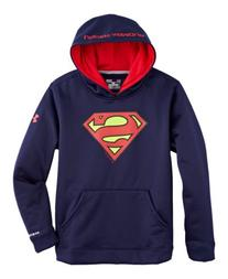 Under Armour Big Boys' Armour® Fleece Storm Hoodie Youth