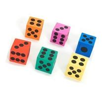 Fun Express Big Foam Playing Dice