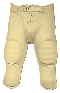 Badger Big Boys' Integrated Pads Double Knit Football Pant,